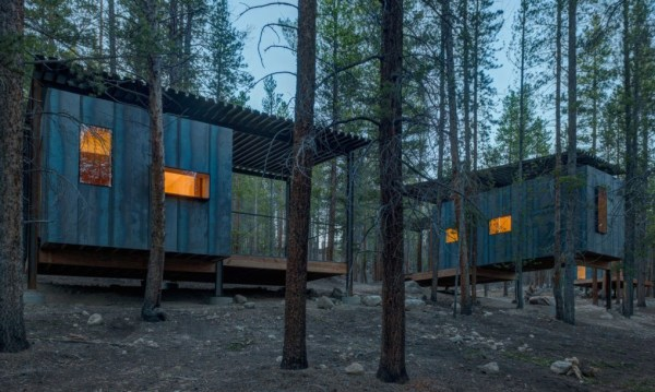 Outward Bound Micro Cabins in Colorado 006