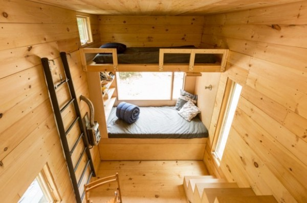 Tiny House on Wheels Vacation in Boston by Millenial Housing Lab and Getaway House 004