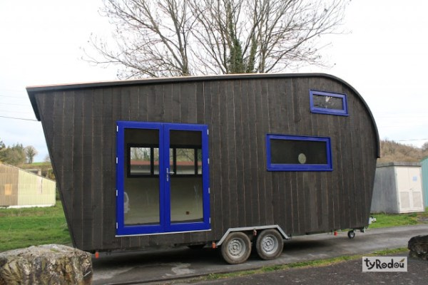 Pen Sardine Tiny House