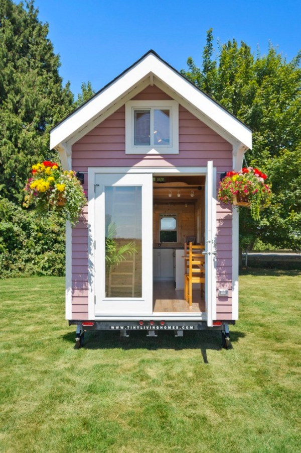 Poco Pink Edition by Tiny Living Homes 0015