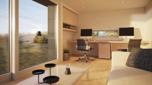 Modern Eco Pod Tiny House By Pod Space