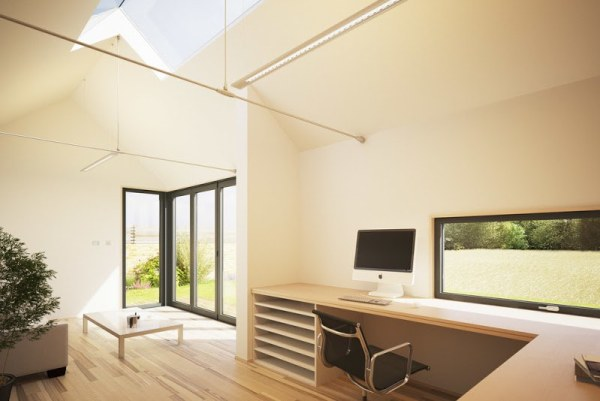 Pod Space Tiny Home Office 004