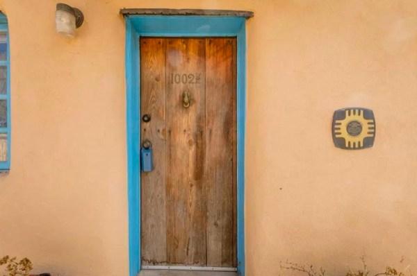 Pueblo-Style Solar Home For Sale in Santa Fe 002