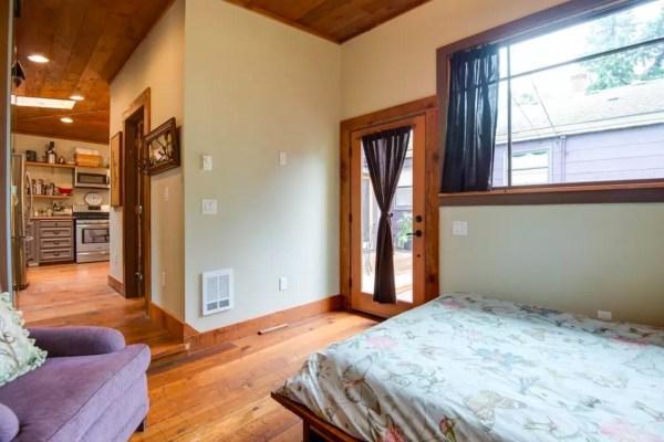 Purple Tiny Cottage in Portland 006