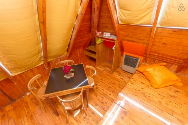 Pyramid Cabin 005