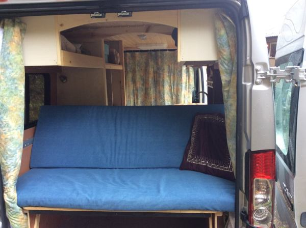 Ram Promaster Cargo Van Conversion Tiny House Style by Yahinihomes 007