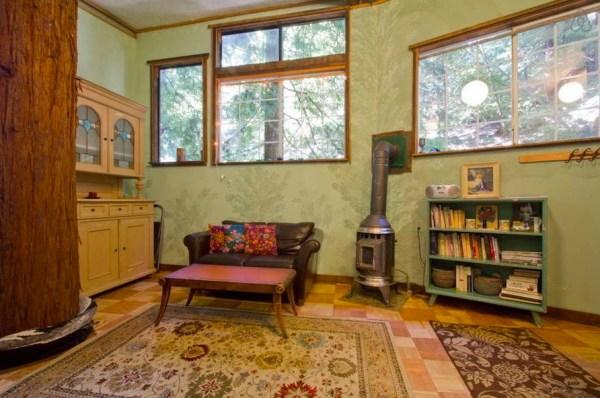 Redwood Treehouse 004