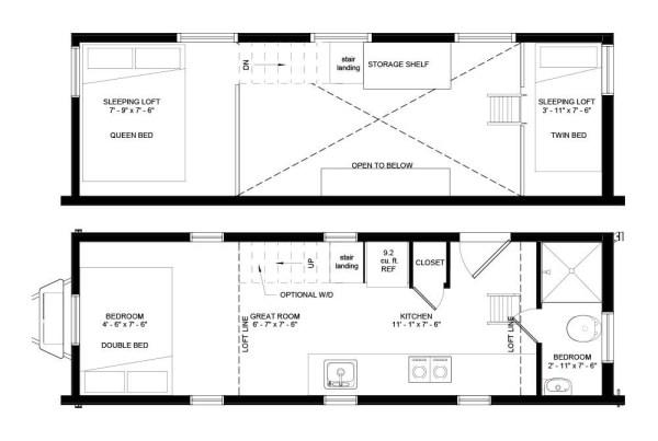 Roanoke Tiny House For Sale 008