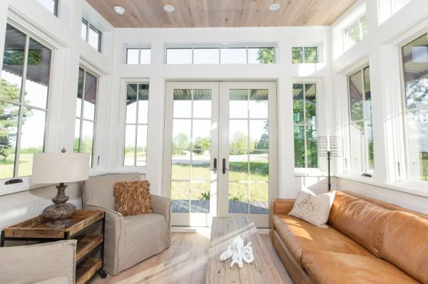 The Saltbox by Clayton Tiny Homes 450 sq ft