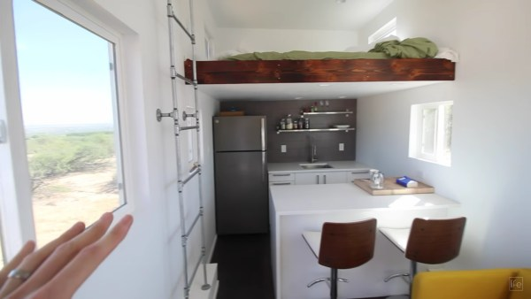 Couple Living Legally in Off-Grid Tiny House & Homestead