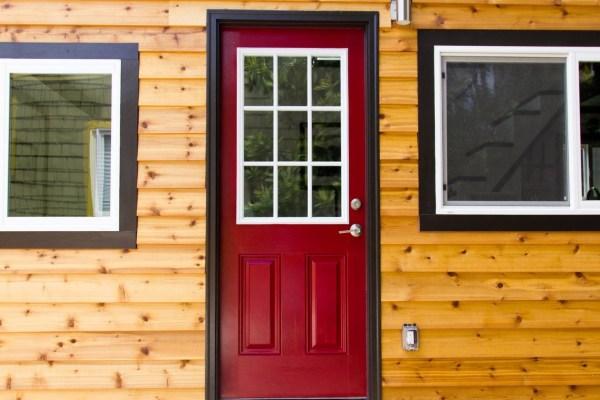Shannons Custom Tiny Home on Wheels 0015