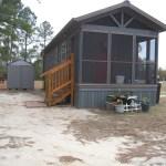 Shotgun Log Cabin Tiny House by Dave Taylor 001