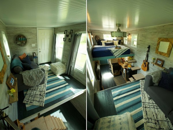 Skier's Tiny House 014