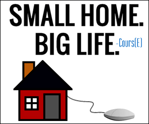 Small Home. Big Life. Icon