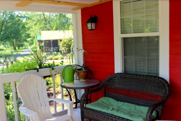 Small House (Park Model) in Flat Rock, NC For Sale with Lot