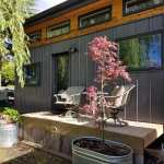 Son Designs Builds Tiny House For Mom 001