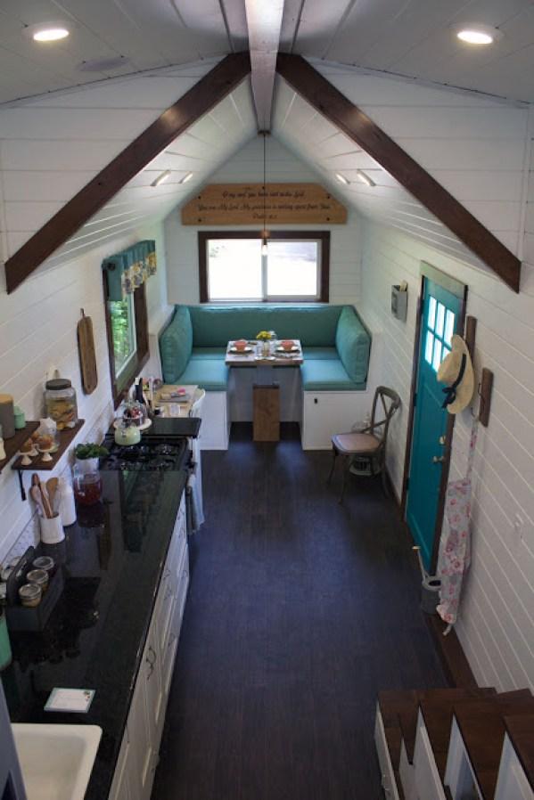 Tiny Home Designs: Southern Charm Tiny House