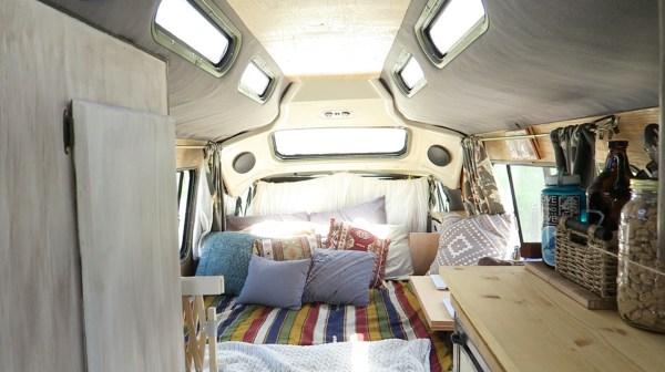Steps to Wander - Campervan Bed - Exploring Alternatives