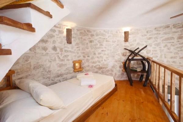 Stone Tower Cabin in Croatia 0014