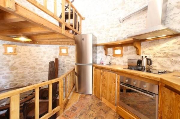 Stone Tower Cabin in Croatia 005