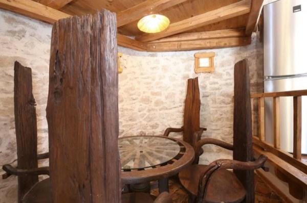 Stone Tower Cabin in Croatia 009