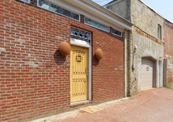 Storage Garage Converted Into Modern Loft Studio Home