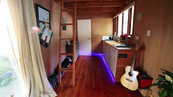 Student Builds 172 sq ft DIY Tiny Home 003