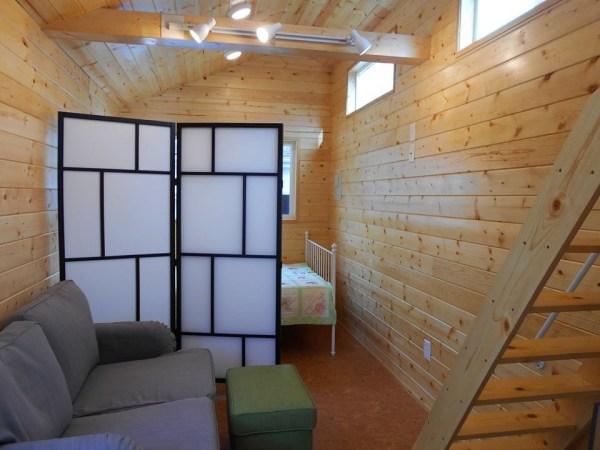 studio tiny house by tiny diamond homes