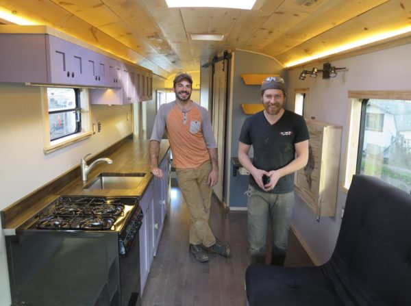 Success Express School Bus Conversion By Charlie Kern