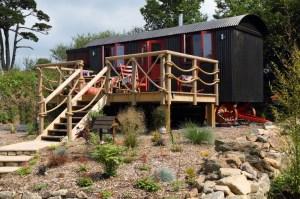 Sundance Wild West Wagon Cabin