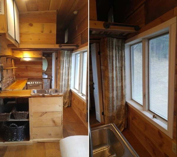 Sustainable Tiny House on Wheels For Sale 006
