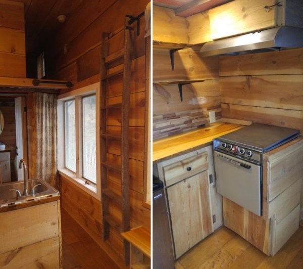 Sustainable Tiny House on Wheels For Sale 007
