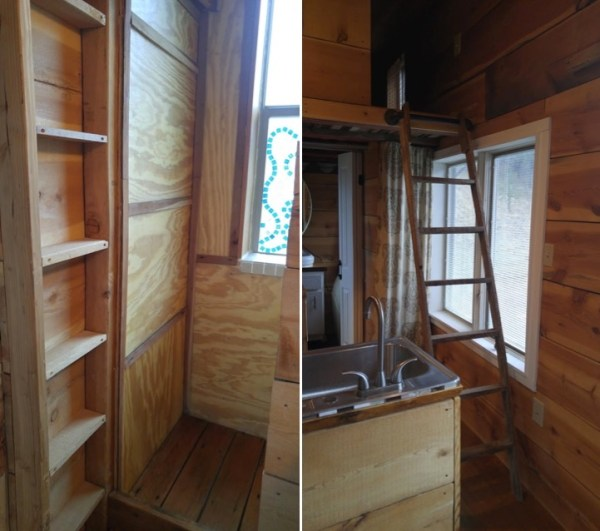 Sustainable Tiny House on Wheels For Sale 009