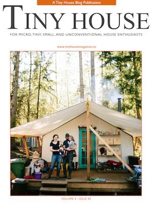 Tiny House Magazine Issue 43