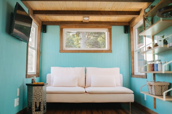 The Big Whimsy 30ft Tiny Home by Wind River Tiny Homes 0012