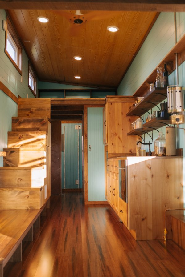 The Big Whimsy 30ft Tiny Home by Wind River Tiny Homes 003