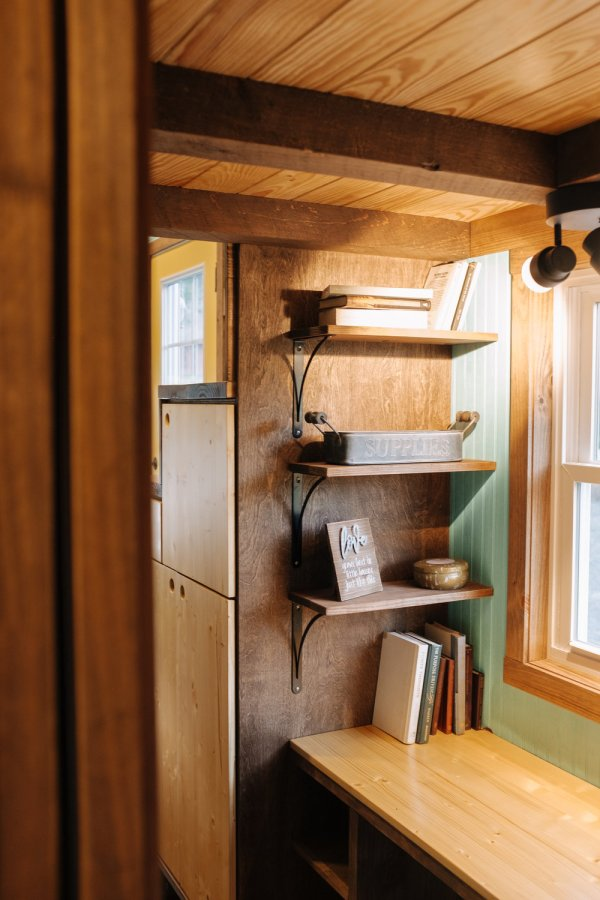 The Big Whimsy 30ft Tiny Home by Wind River Tiny Homes 0035