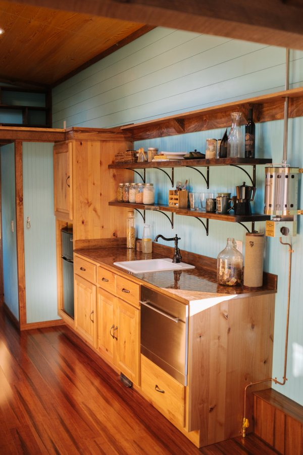 The Big Whimsy 30ft Tiny Home by Wind River Tiny Homes 004