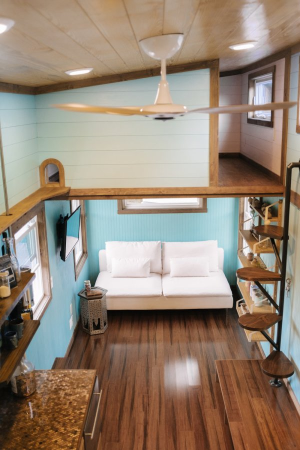 The Big Whimsy 30ft Tiny Home by Wind River Tiny Homes 0047
