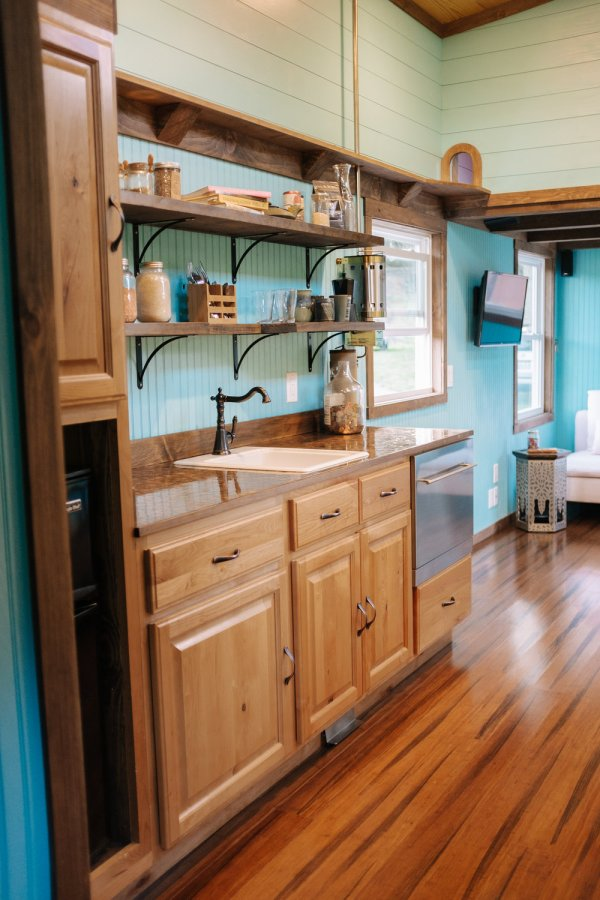 The Big Whimsy 30ft Tiny Home by Wind River Tiny Homes 0049