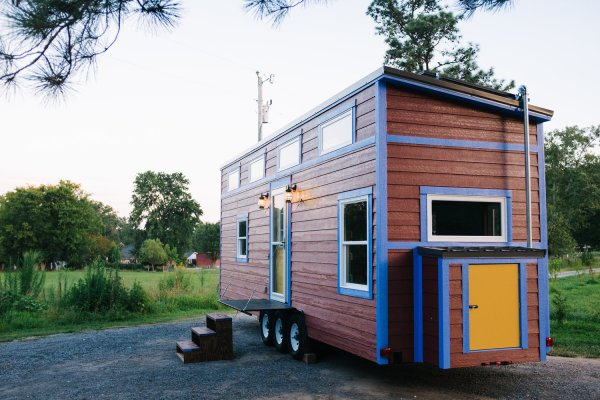 The Big Whimsy 30ft Tiny Home by Wind River Tiny Homes 0055