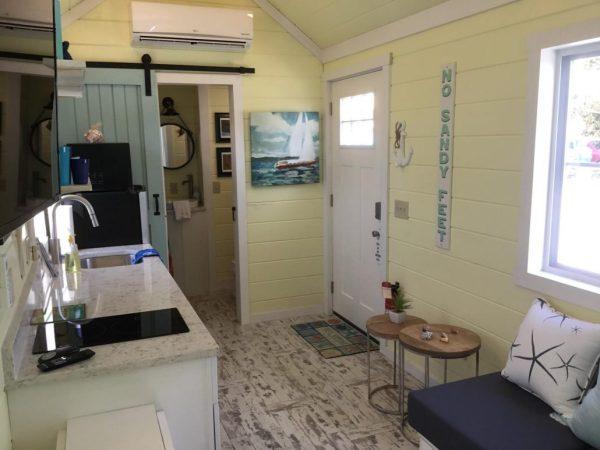 The Dolphin Tiny House at Matlacha Tiny Village 001b
