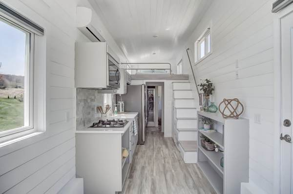 The Fox 28ft Tiny House by Modern Tiny Living 001