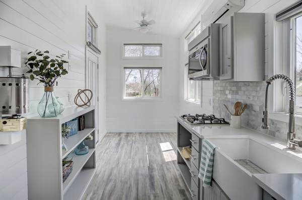 The Fox 28ft Tiny House by Modern Tiny Living 0010