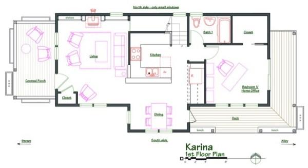 The Karina Cottage by Karen DeLucas 007