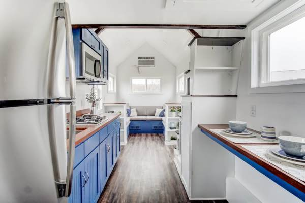 The Lodge Tiny House by Modern Tiny Living 0016