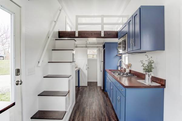 The Lodge Tiny House by Modern Tiny Living 002