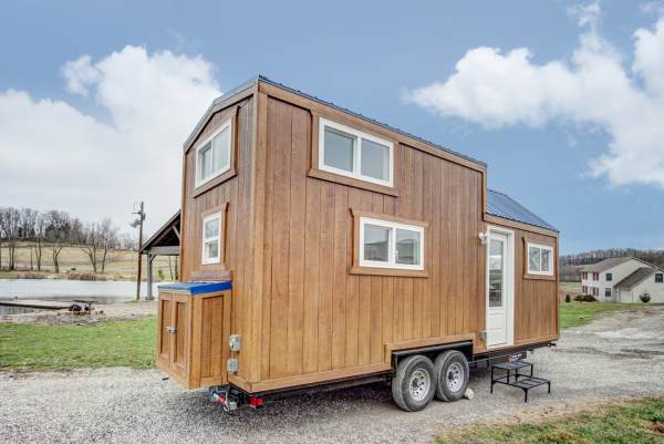 The Lodge Tiny House by Modern Tiny Living 0030