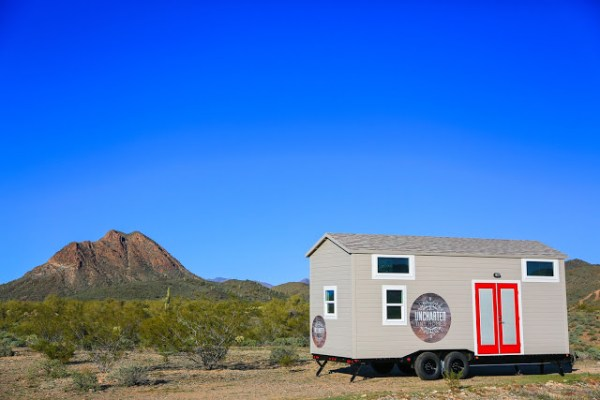 The Mansion Tiny House by Uncharted Tiny Homes 010