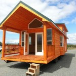 The Pacific Loft Tiny House by Rich's Portable Cabins 002